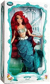 ariel limited edition doll 17