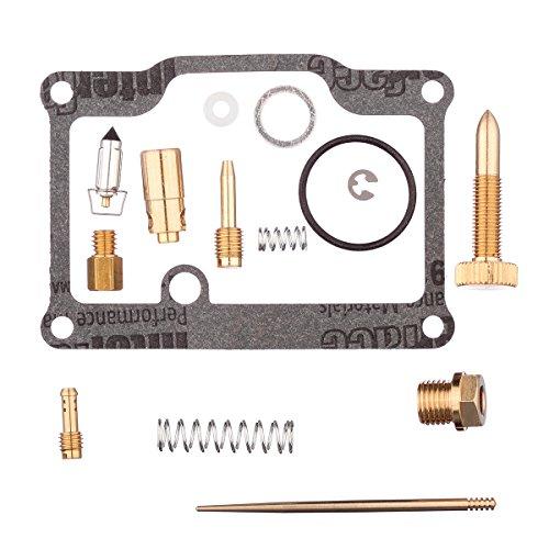 Ouyfilters Carburateur Rebuild kit Carb réparation pour Polaris Trail Boss 250 2 x 4 1989 1990 1991 1992 1993 1994 1995 1996 1997 1998 1999