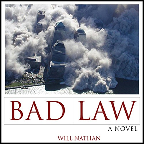 Bad Law audiobook cover art