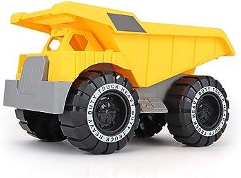 Kids Toy Engineering Car Simulation Inertia Truck