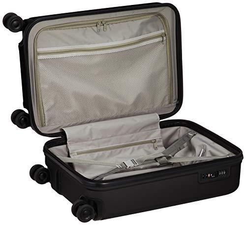 [サンコー]スーツケースフレームWIZARD双輪軽量WIZA-51【Amazon.co.jp限定】32L51cm2.8kgブラック