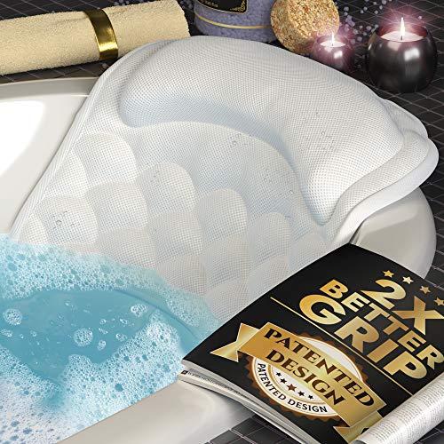 Your Majesty Premium Bath Tub Pillow