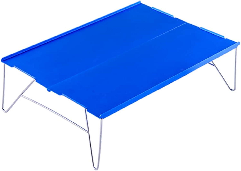 Xiao Jian Folding Table  Outdoor Ultra Light Portable Aluminum Folding Table Wild Hiking Camping Mini Table Tea Table Folding table