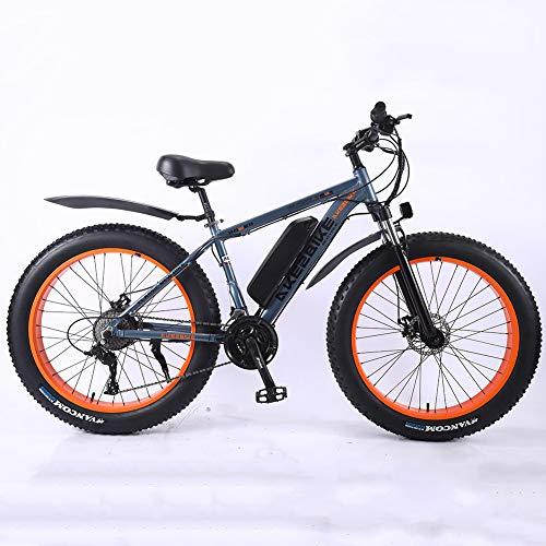 BWJL Accionada MTB batería de Litio eléctrica de la Bicicleta con la...