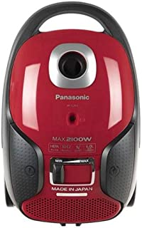 Panasonic - 2100w 6l Made In Japan Canister Vacuum Cleaner - MCCJ915, 1 Year Warranty