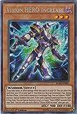 Yu-Gi-Oh! - Vision Hero Increase - BLHR-EN007 - Secret Rare - 1st Edition - Battles of Legend: Hero's Revenge