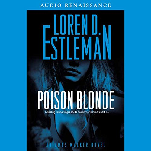 Poison Blonde cover art