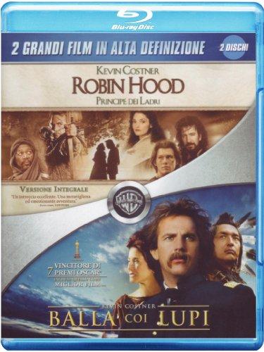 2 Grandi Film In Alta Definizone: Balla Coi Lupi + Robin Hood Principe Dei Ladri