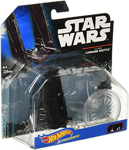 Star Wars Hot Wheels Rogue One Starship Kylo Ren\'s Command
