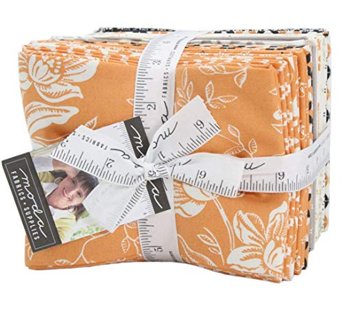All Hallow's Eve AB Bundle by Fig Tree Quilts; 26 18-inch by 22-inch Precut Fabric Fat Quarters