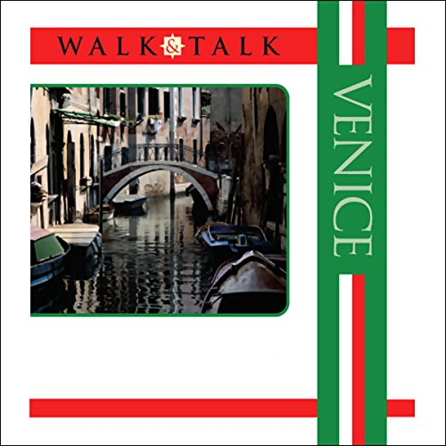 『Walk and Talk Venice』のカバーアート