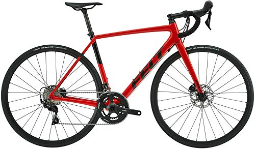 Felt FR Advanced 105 Plasma red/textreme Rahmenhöhe 54cm 2020 Rennrad