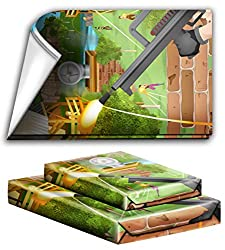 Fortnite wrapping paper