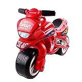 deAO Moto Trotteur Super Original Vélo Sans Pédales pour les Enfants Trotteur d'Équilibre
