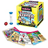 Brain Box- Juego Aprendamos Francés, Multicolor (BrainBox G0990055)