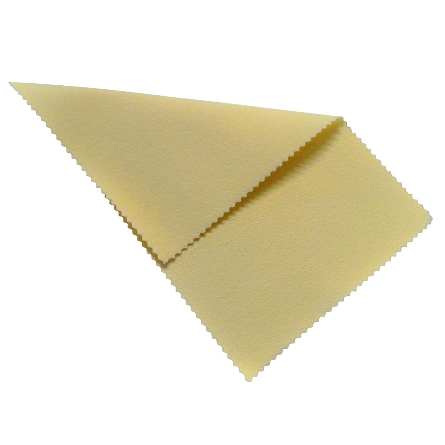 Sunshine Polishing Cloth for Sterling Silver, Gold, Brass and Copper Jewelry 5