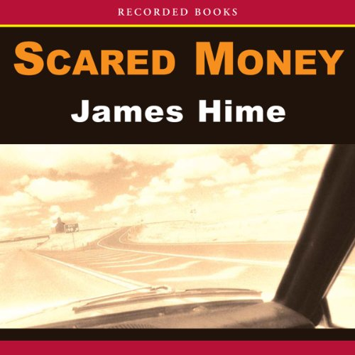 Scared Money audiobook cover art