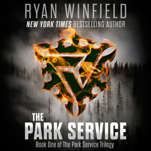 The Park Service audiobook cover art
