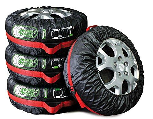 Cora 000120778 Bolsas de 4 ruedas