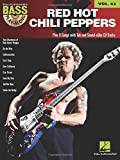 Bass Play-Along Vol.42 Red Hot Chili Peppers + accès audio