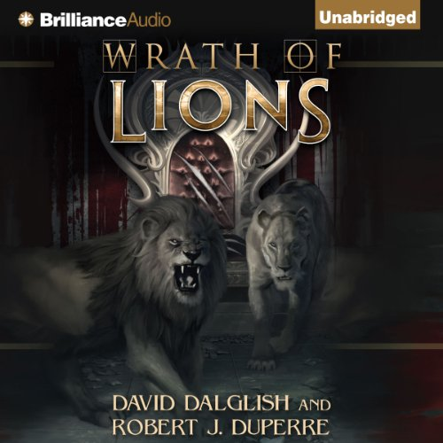 Wrath of Lions Titelbild