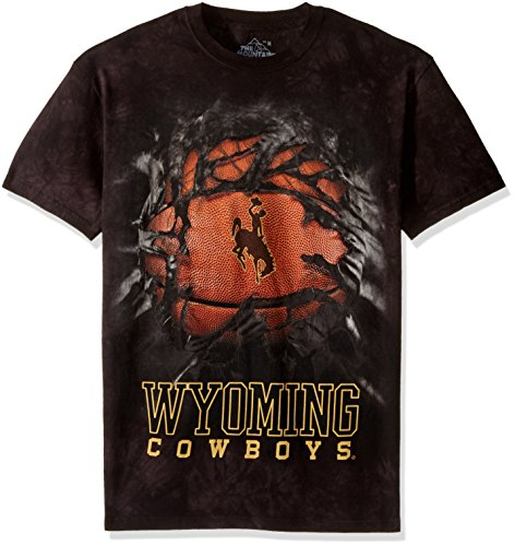 The Mountain Men's University of Wyoming Basketball Breakthrough, Black, S