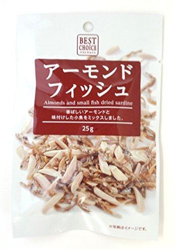 中西食品 アーモンドフィッシュ 28g [5757]