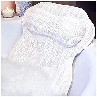 Bath Pillow Luxury Bathtub
