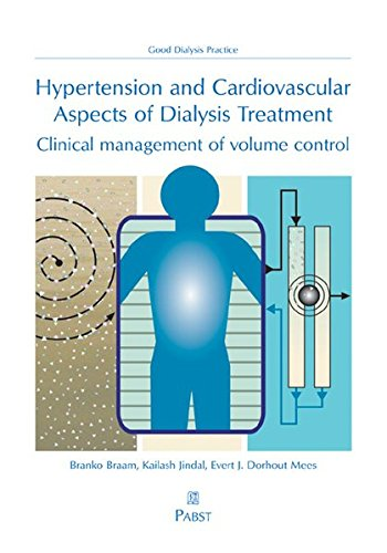 Hypertension and Cardiovascular Aspects of Dialysis Treatment: Clinical management of volume control