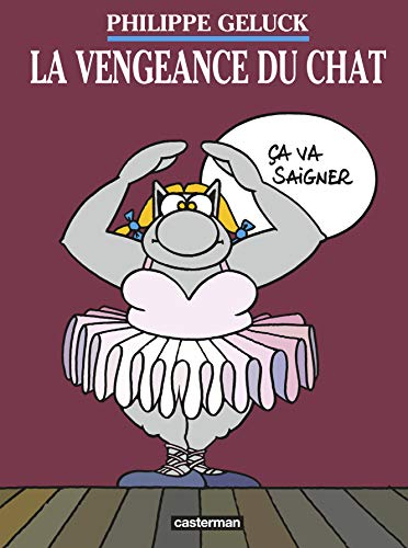 Le Chat, Tome 3 : La vengeance du chat (Nouvelle édition 2015