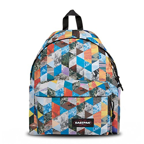 Eastpak Zaino Casual, 24 L, Multicolore (Triangle Bright), 40 cm