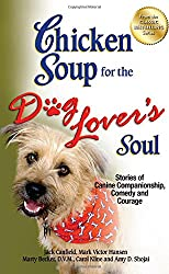 book chicken soup for the dog lover's soul