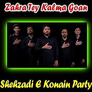 Zahra Tey Kalma Goan - Single