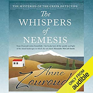 The Whispers of Nemesis cover art