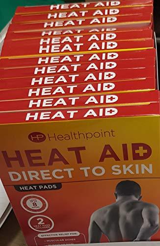 HEAT AID Direct to Skin Heat Patch 100 g 291641