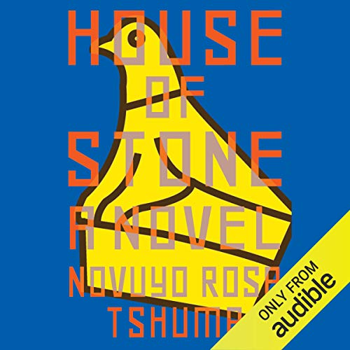 House of Stone audiobook cover art