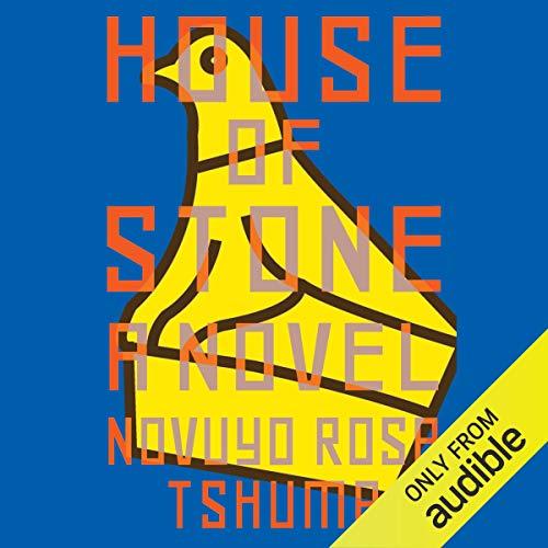 Couverture de House of Stone
