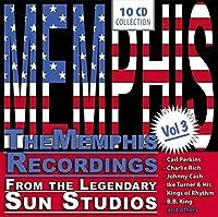 The Memphis Recordings Vol.3 - From The Legendary Sun Studios