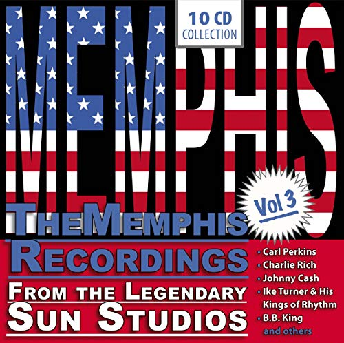 The Memphis Recordings: From The Legendary Sun Studios, Vol. 3