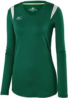 Mizuno Balboa 5.0 Long Sleeve Volleyball Jersey (Renewed)