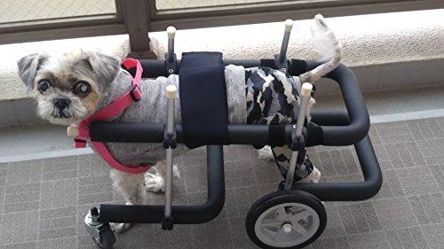 歩犬舎『4輪車いす』