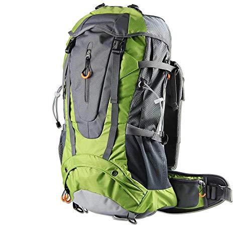 Zzaoxin Mochila de Exterior Mochila Solar De Viaje Impermeable 10W Al Aire Libre Camping Montañismo Sol Cargador