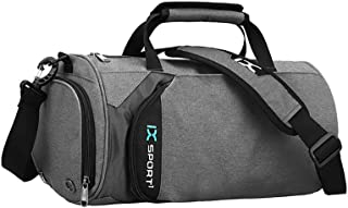 Duffel Large Sport Gear Drum Set Equipment Hardware Travel Bag Rooftop Rack Bag Sports Gym Bag with Shoes Compartment Travel Duffel Bag for Men and Women