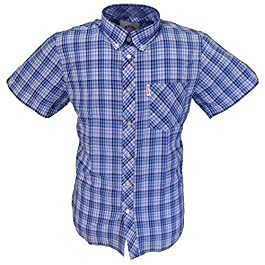 Brutus Mens Short Sleeved Shirts
