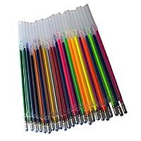 替芯 ボールペン 筆記具 詰め替えセット ジェルペン詰替 文房具 オフィス用品 ゲルインキ補充