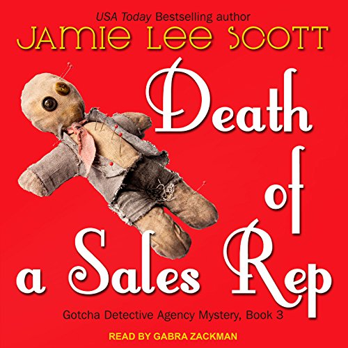 Death of a Sales Rep audiobook cover art
