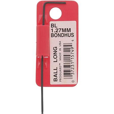 Bondhus bondhusl bola Llave l larga protanium punta bola 2mm