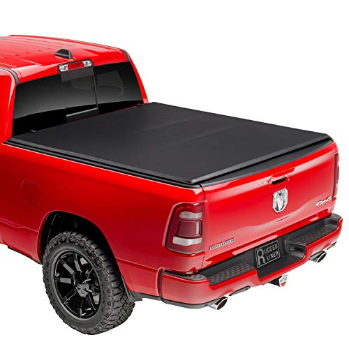 Rugged Liner E-Series Soft Folding Truck Bed Tonneau Cover | E3-NT6516 | Fits 2016 - 2021 Nissan Titan 6