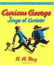 Jorge el curioso/Curious George Bilingual edition (Spanish and English Edition)