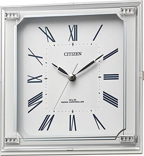CITIZEN(シチズン)『置き時計白』